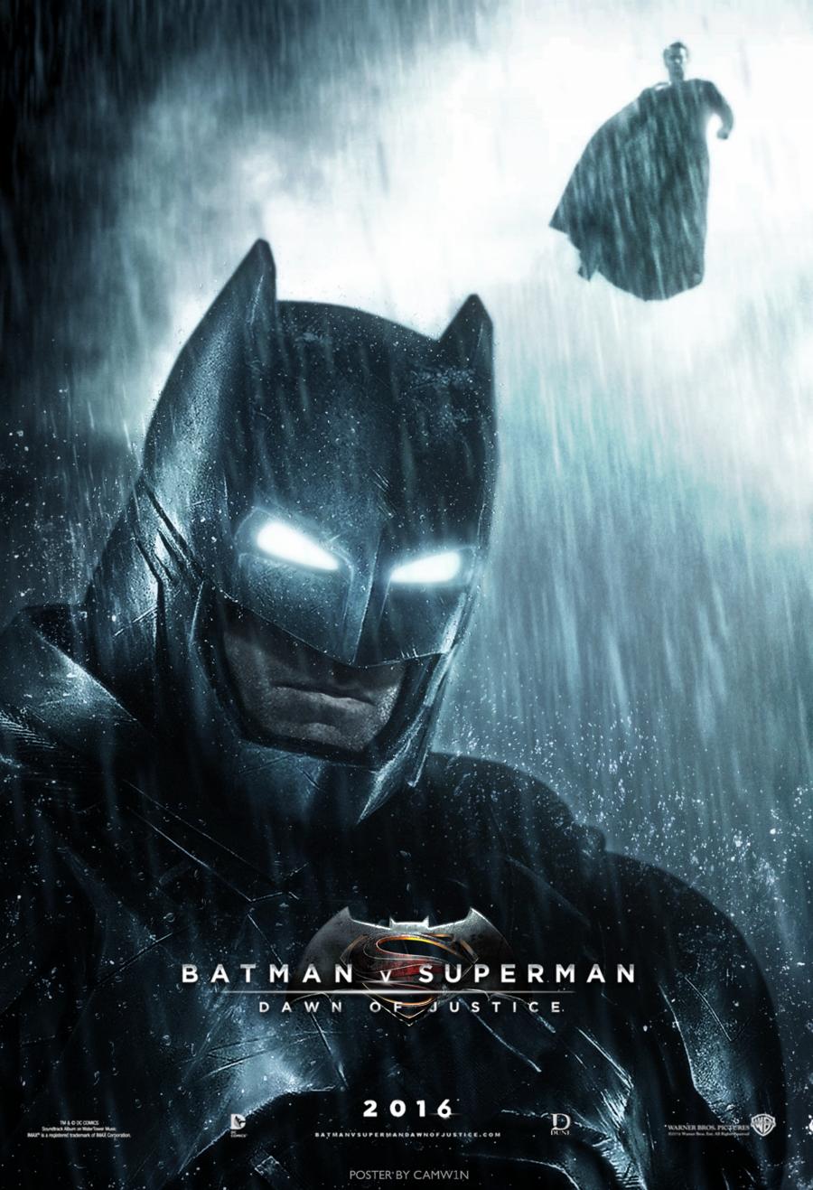 Batman V Superman Dawn of Justice   Poster 10 by CAMW1N 900x1317