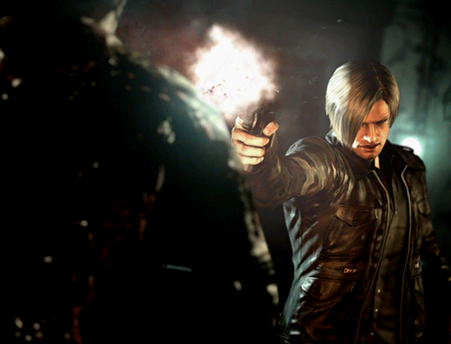 Free Download Leon Kennedy Images Resident Evil 6 Zombie