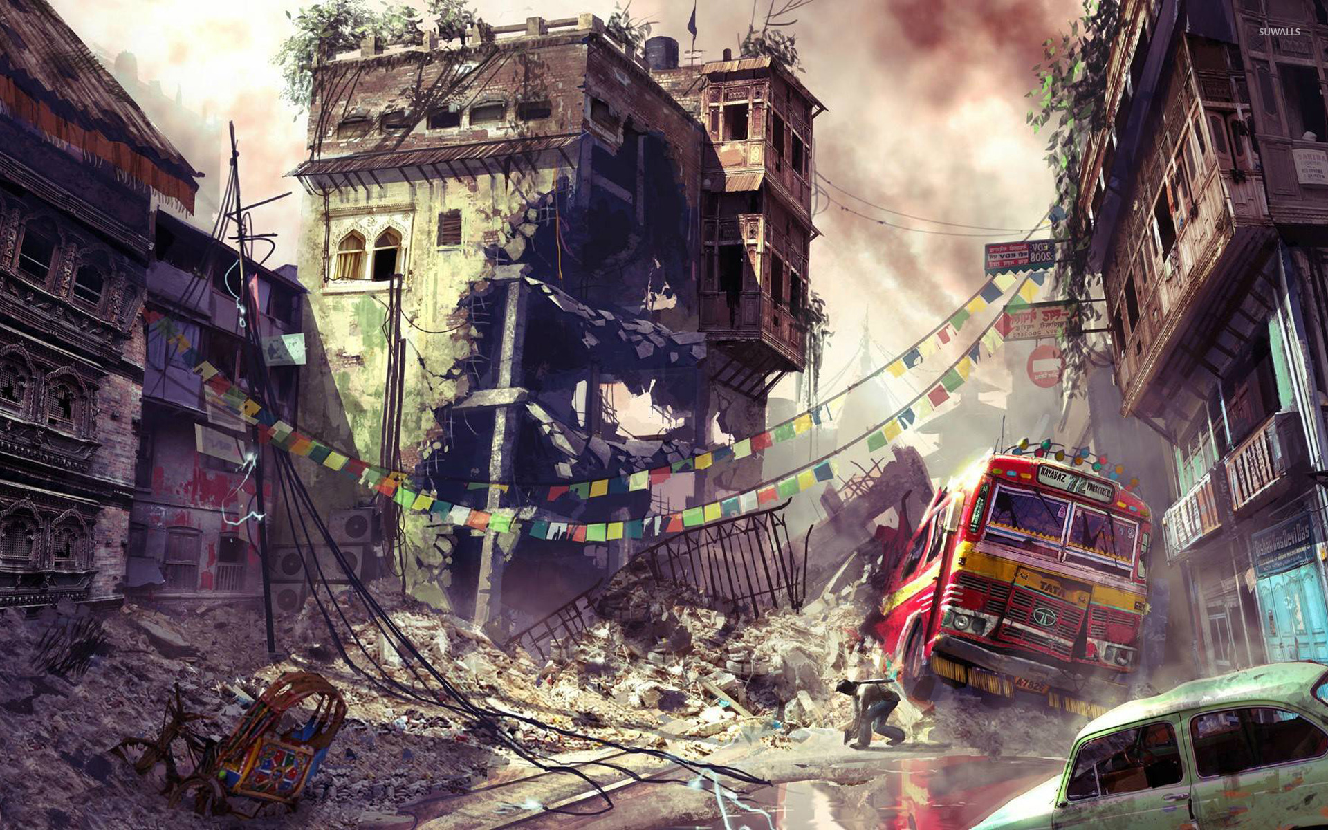 Uncharted 2 Among Thieves wallpaper   Game wallpapers   14443 1920x1200
