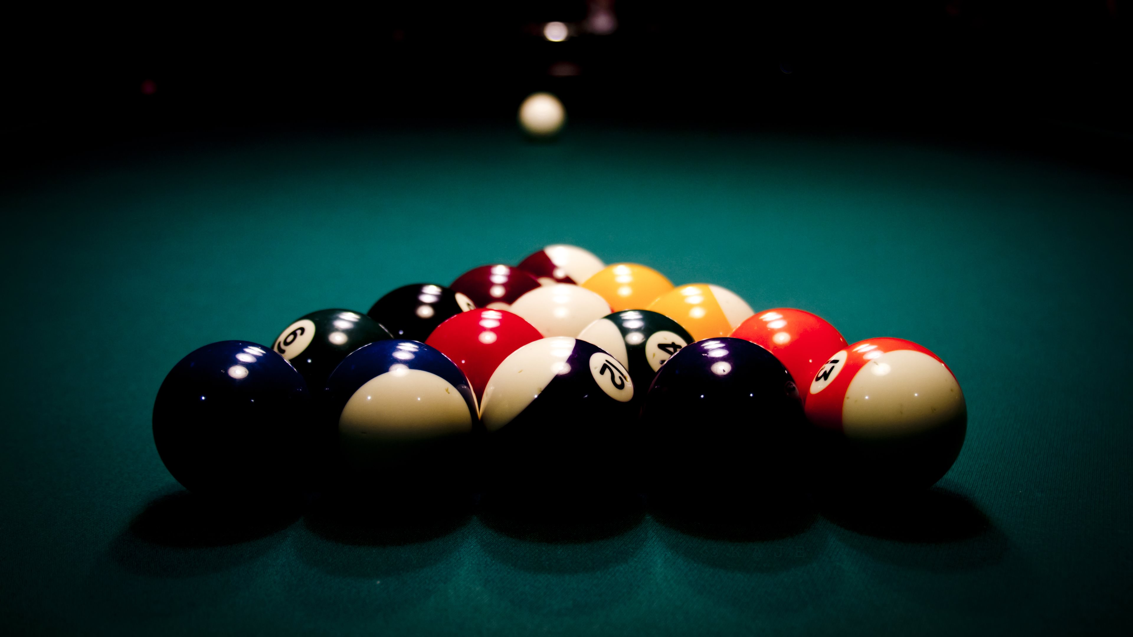 Snooker Wallpapers HD Backgrounds Images Pics Photos 3840x2160