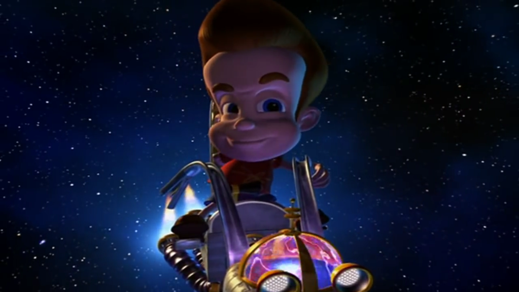 Jimmy Neutron images Driving Goddard On the Outer lespace HD fond 1023x575