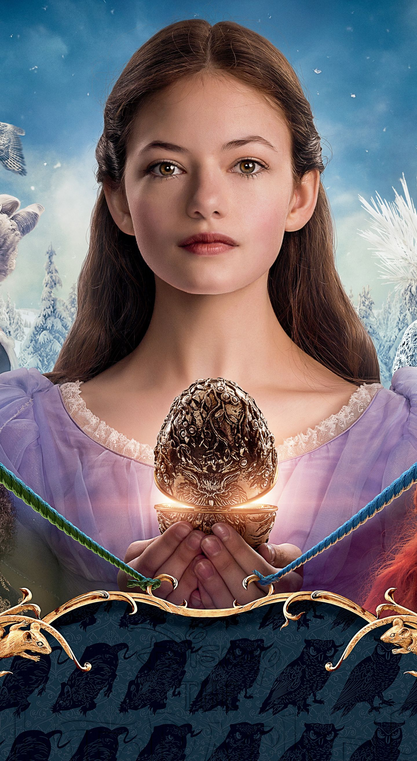 The Nutcracker and the Four Realms poster movie 1440x2630 1440x2630