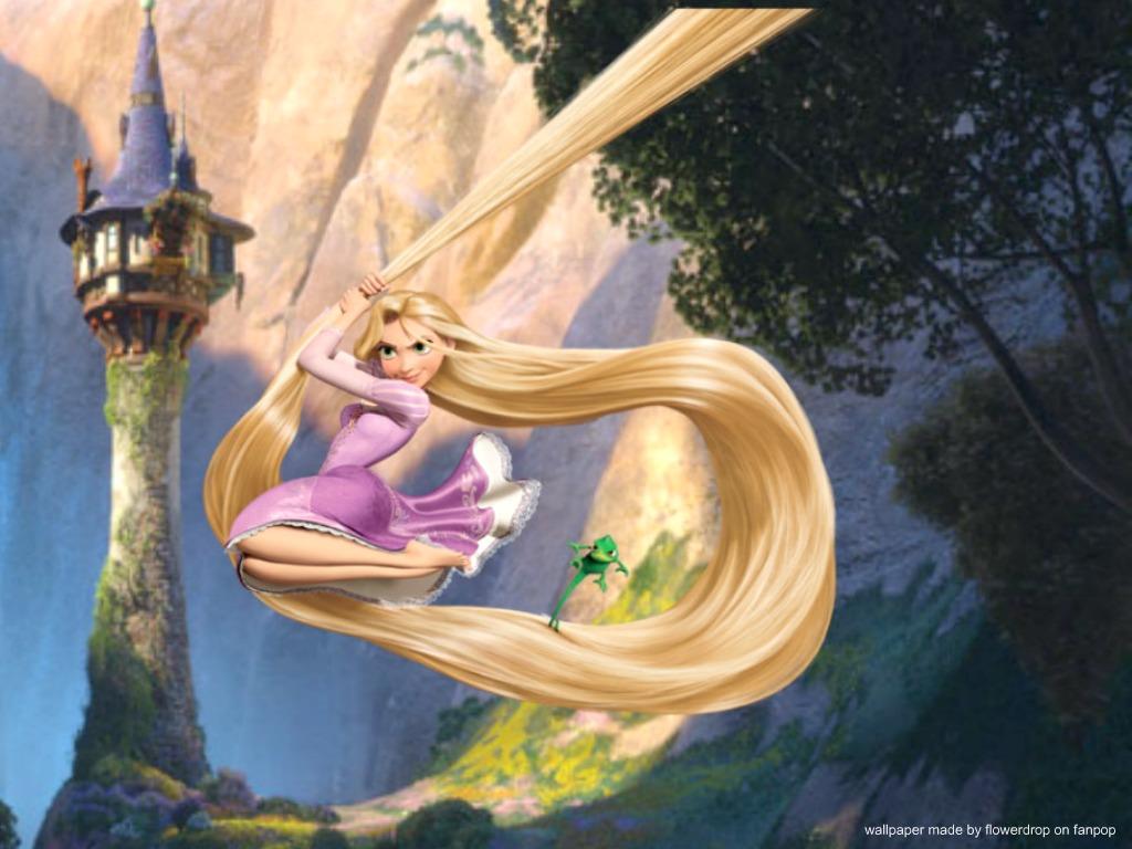 Rapunzel Wallpaper   Disney Princess Wallpaper 28959161 1024x768