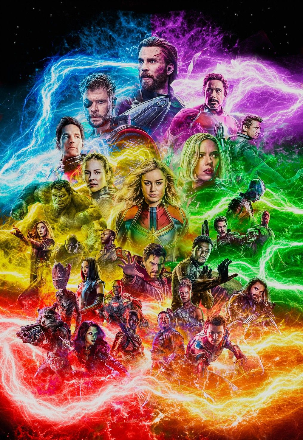 We have added the latest collection of Avengers 4 Endgame 1016x1477