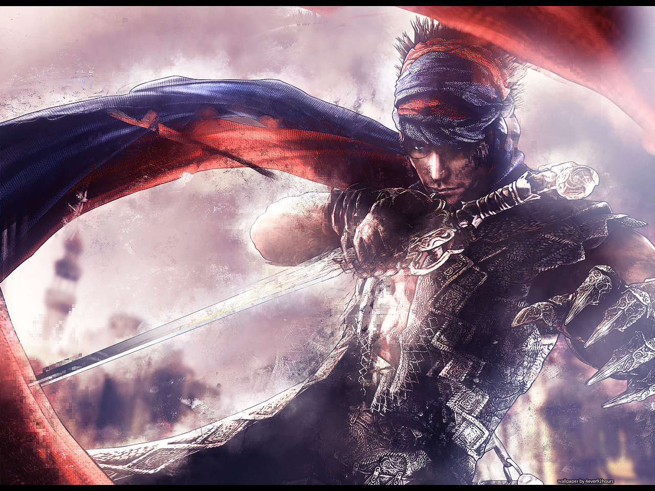 Free Download Prince Of Persia Wallpaper 3 By 4ever92hours