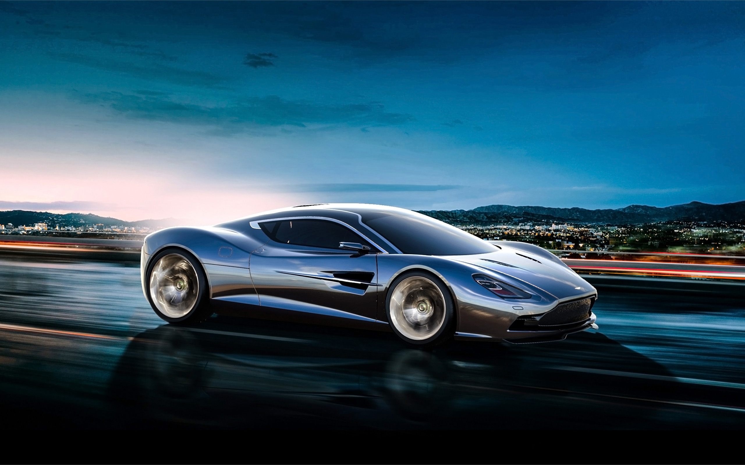 2013 Aston Martin DBC Concept 3 Wallpaper HD Car Wallpapers 2560x1600
