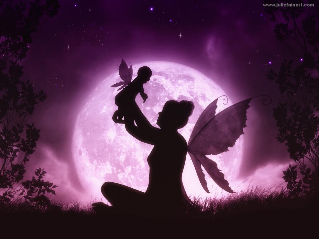 Fairy Wallpaper Background LittleBlessing by JulieFain1024jpg 1024x768