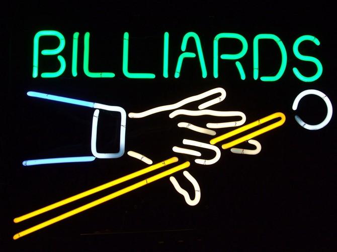 Billiards Wallpaper 9 670x502