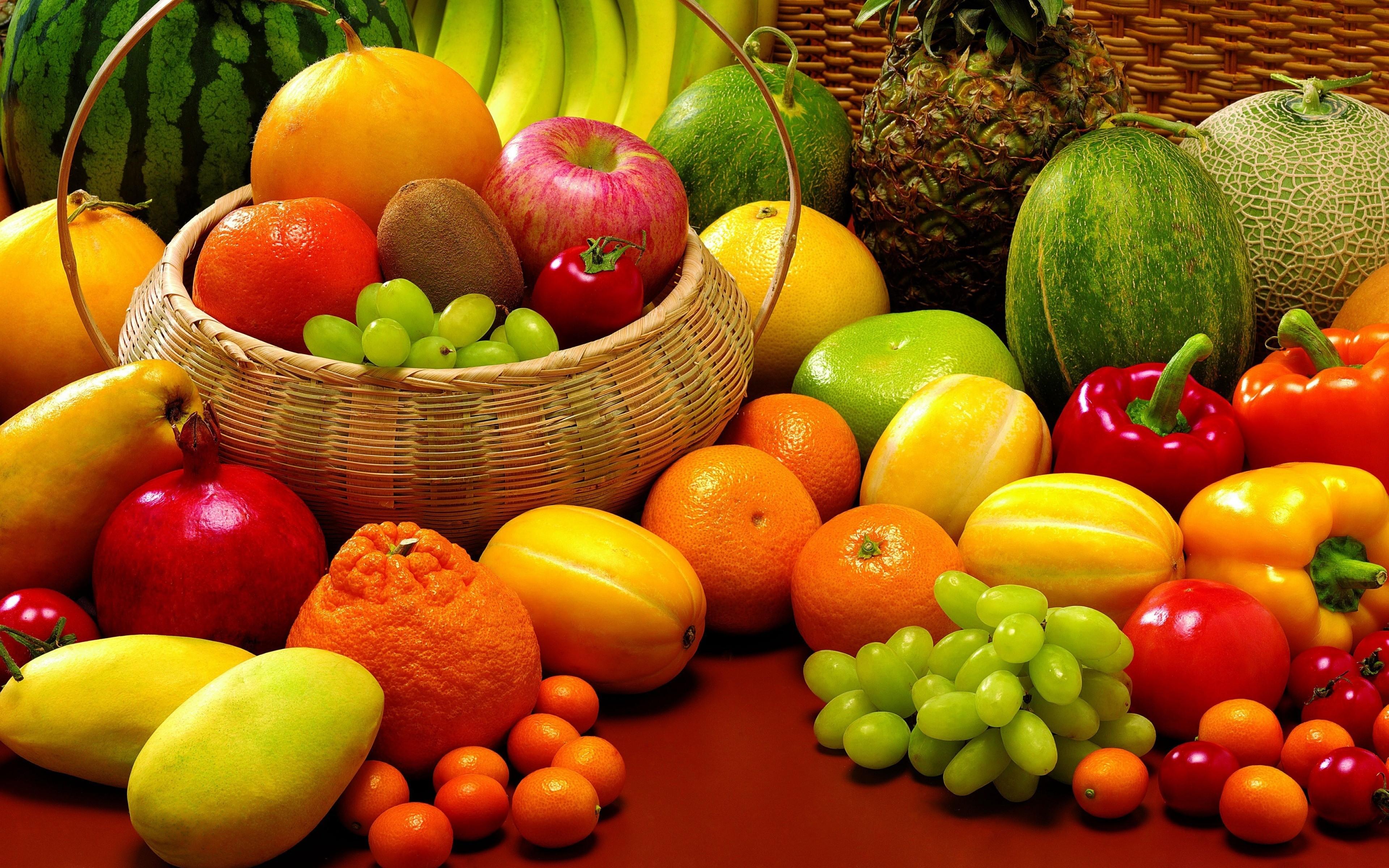 All Fruit Wallpapers Mobile Wallpaper Desktop Images Download HD 3840x2400