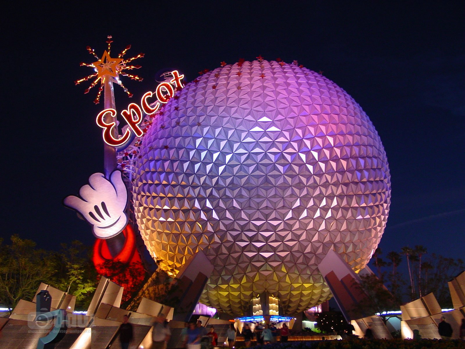 Disney Wallpaper Disney World Wallpaper 1600x1200