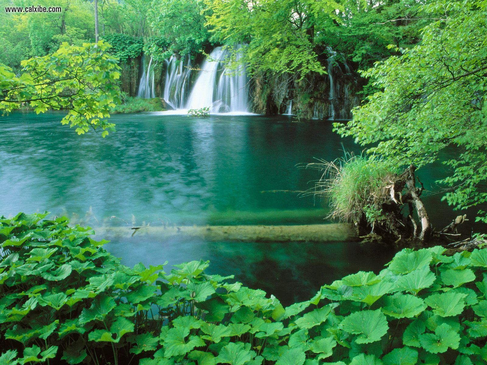 Plitvice Lakes National Park Croatia desktop wallpaper nr 17527 1600x1200