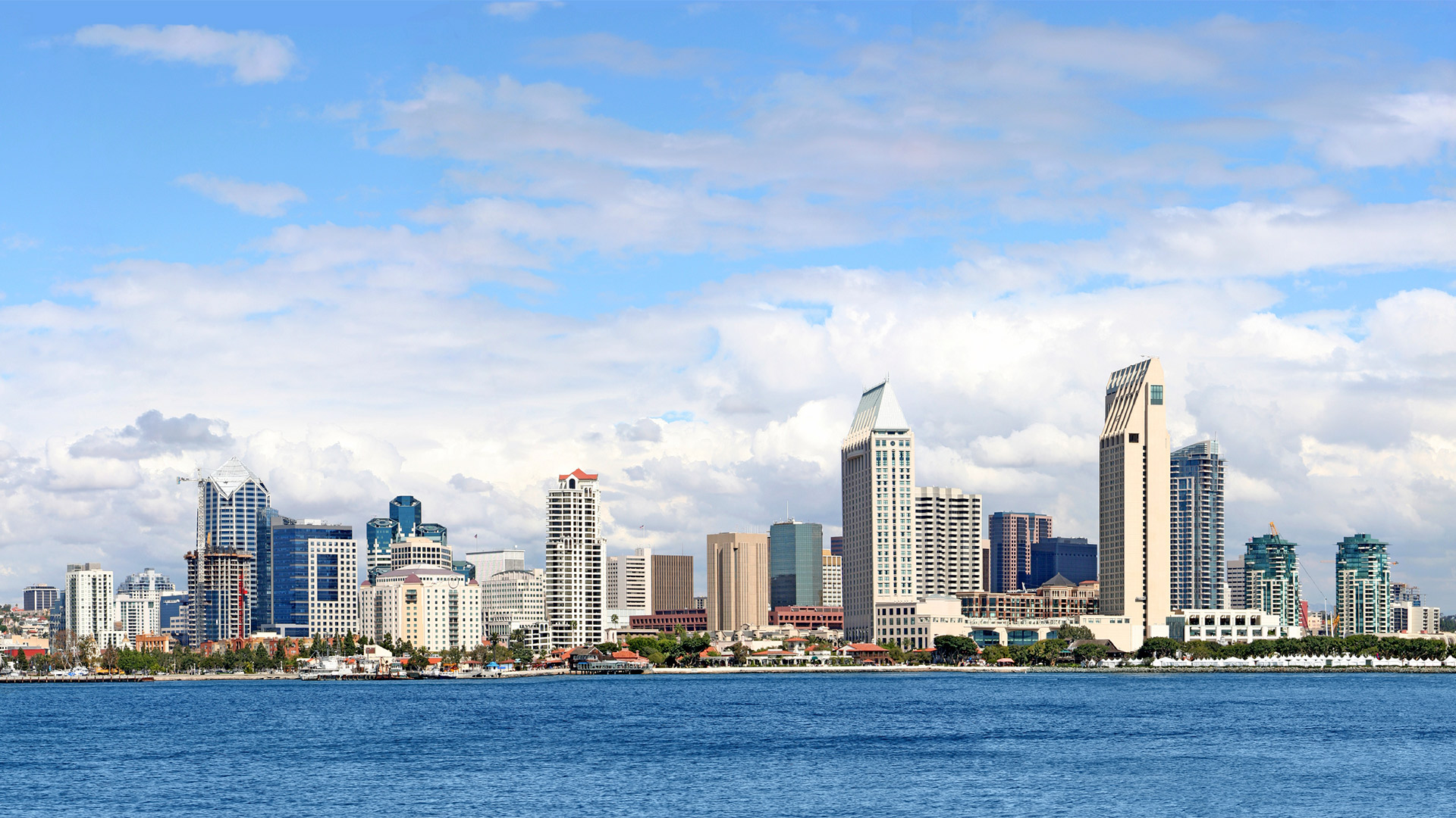 San Diego Wallpapers 1920x1080