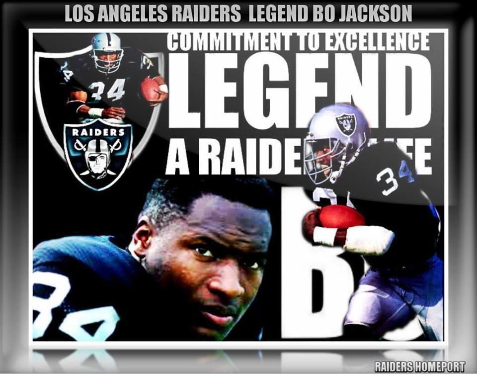 Jackson Bo Oakland Raiders Pinterest 960x752