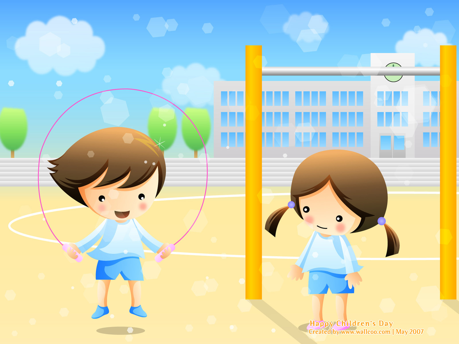 Childrens Day PowerPoint Backgrounds and Wallpapers   PPT Garden 1600x1200
