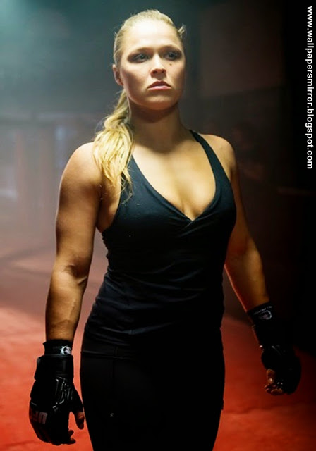 38+] Ronda Rousey HD Wallpaper on WallpaperSafari