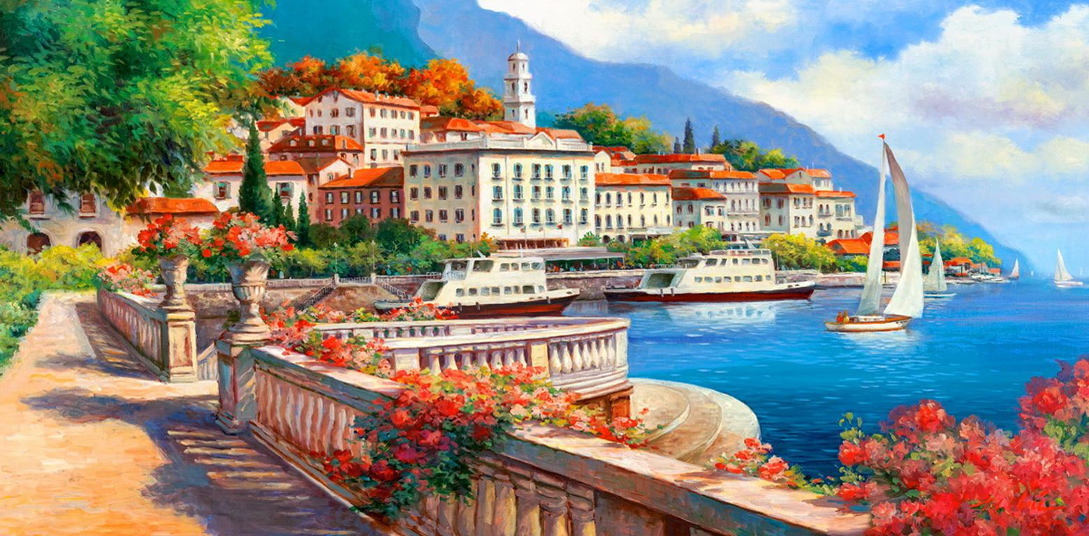 Lake Como Wallpapers Wallpapers Records 1559x768