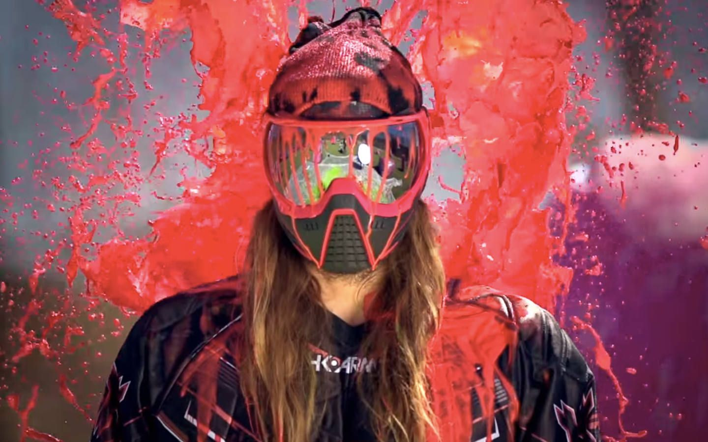 New KLR Colors streetart25 Color Red gold Red 1440x900
