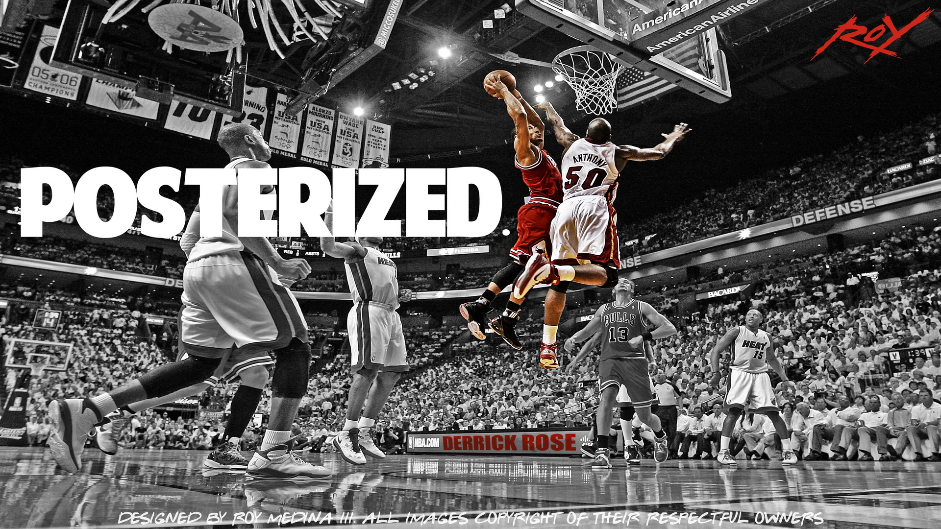 Derrick Rose Wallpaper HD Wallpapers Desktop 1920x1080