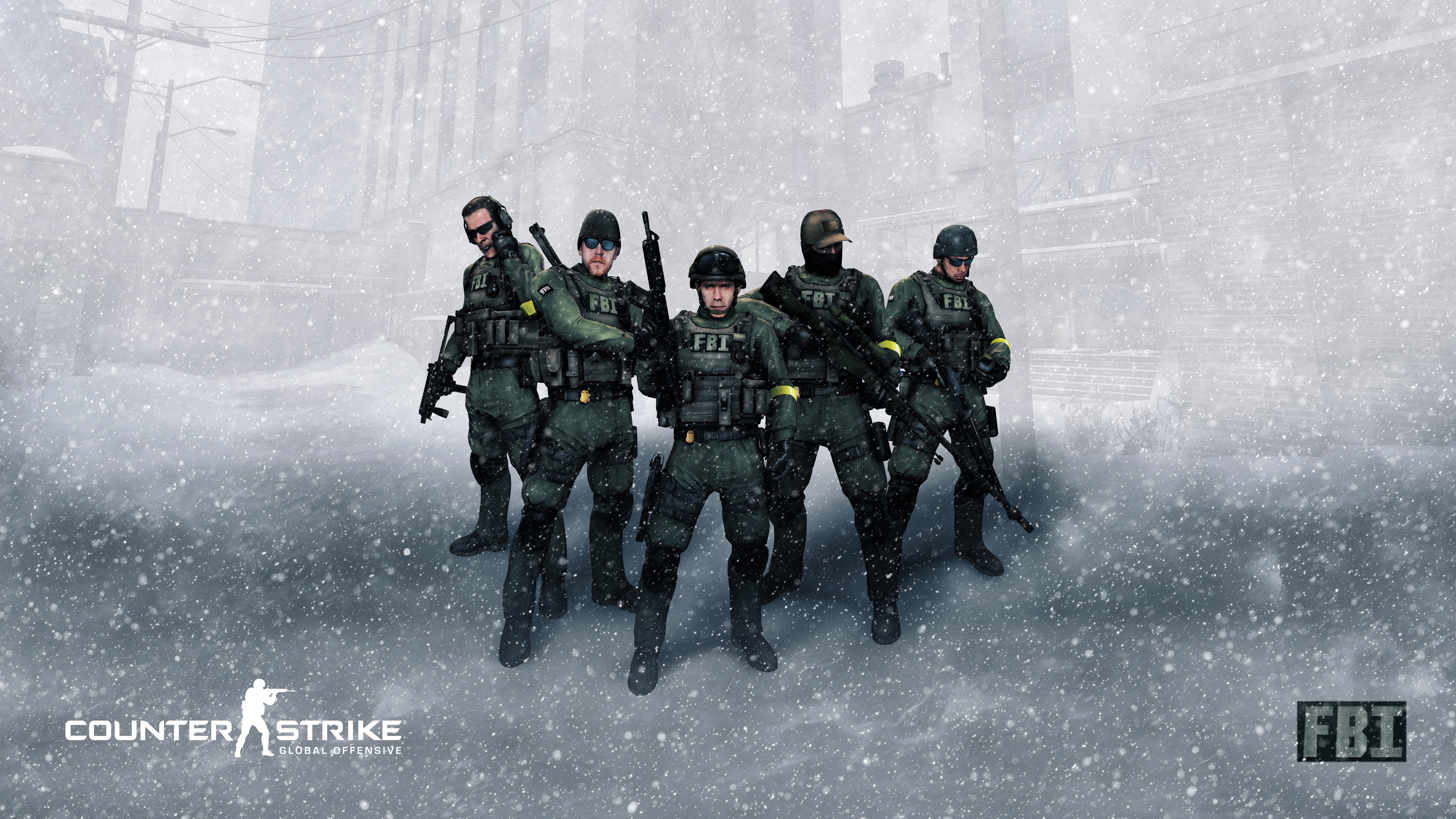 Counter Strike Global Offensive Game wallpaper 6000x3375