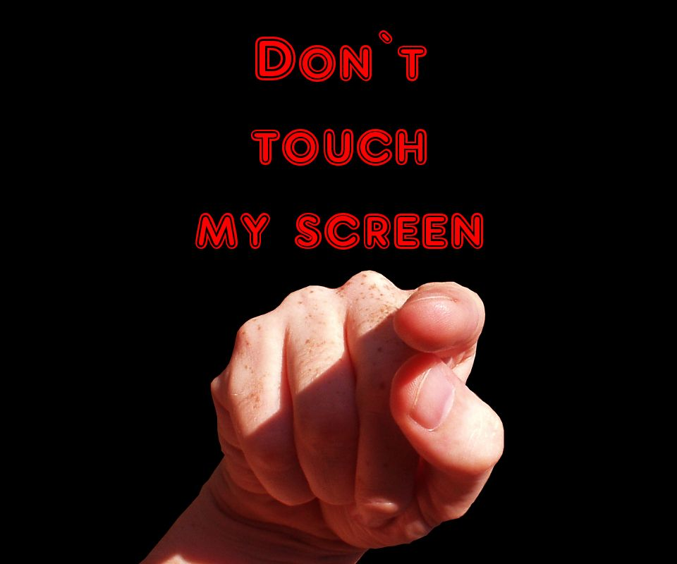 47 don 39 t touch my computer wallpaper on wallpapersafari - Don t touch my ipad wallpaper ...