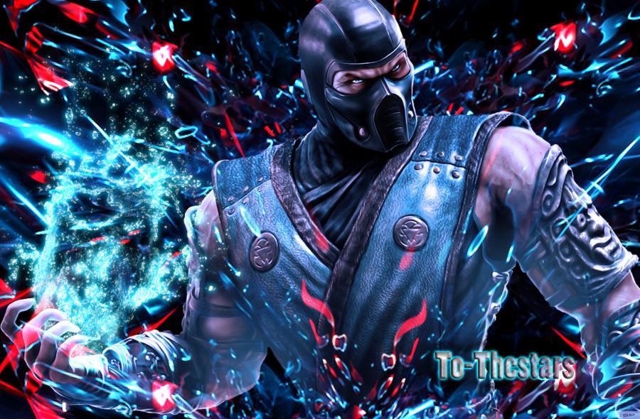 Source Mortal Kombat Sub Zero Wallpaper WallpaperSafari