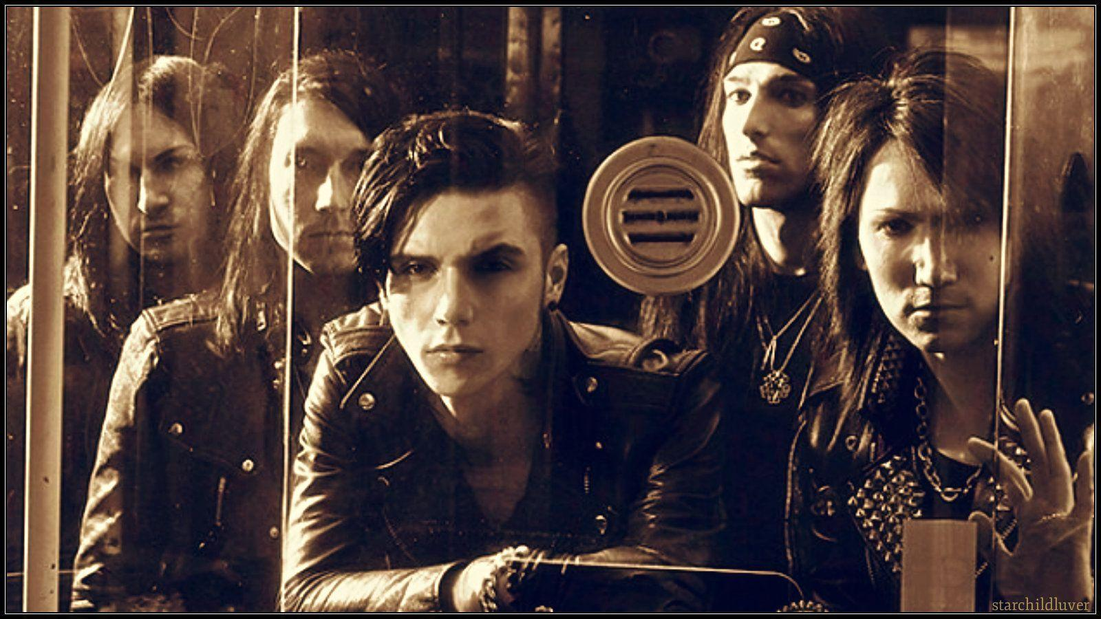 Black Veil Brides 2016 Wallpapers 1600x900
