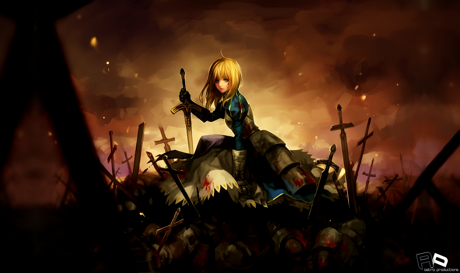 FateZero Computer Wallpapers Desktop Backgrounds 1480x879 ID
