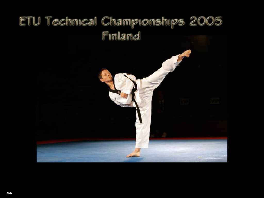 Wallpaper Toprakspor Taekwondo Kulb 1024x768