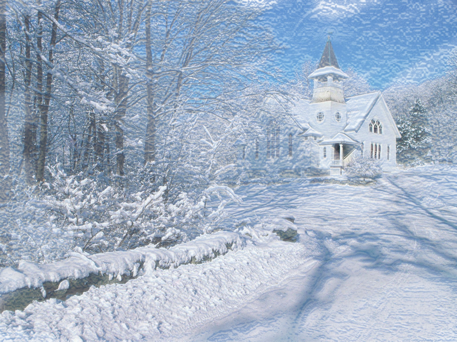 Winter wallpaper for computer wallpapersafari - Desktop wallpaper 1600x1200 ...
