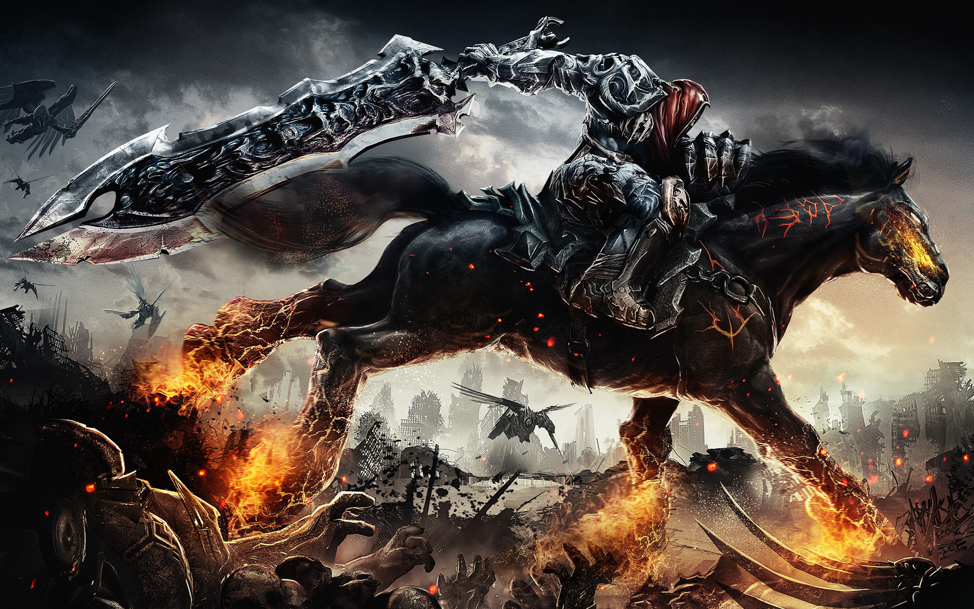 Darksiders 2 HD Wallpaper 19201080 1920x1200