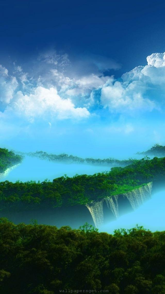 Nature Forest Amazing Wallpaper Hd Wallpapers Backgrounds Pictures 640x1136