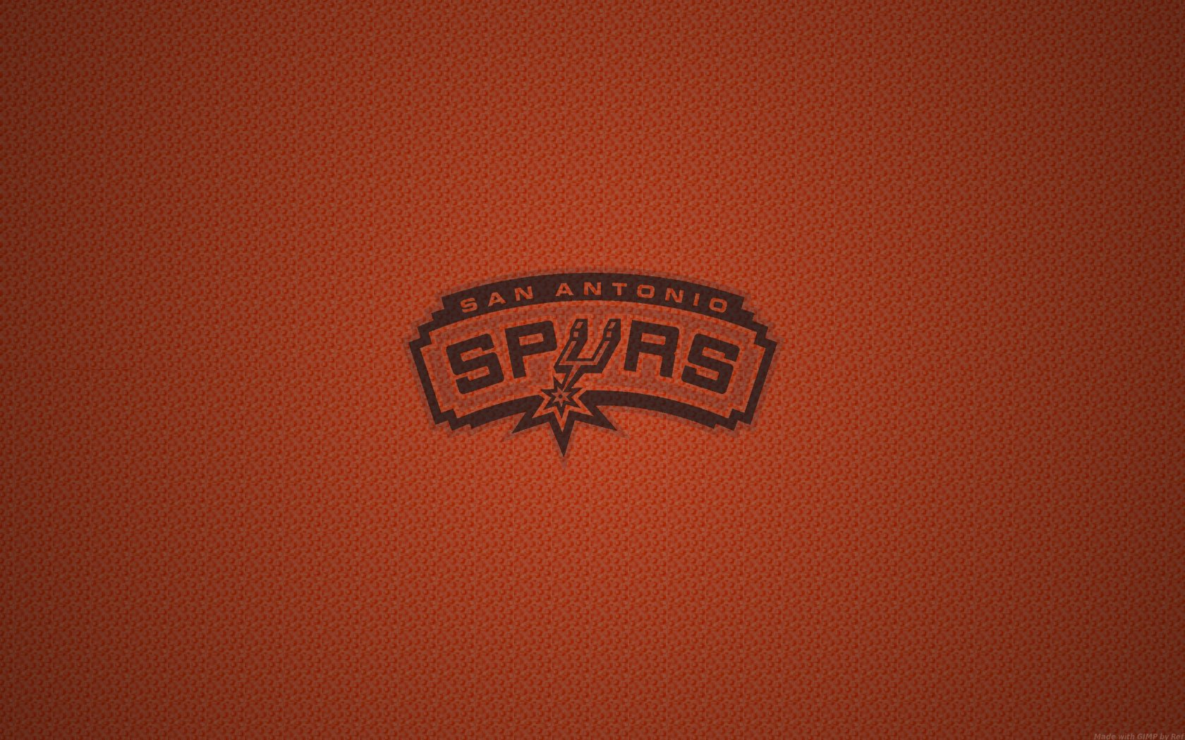 San Antonio Spurs Simple Wallpaper   Desktop Wallpaper 1680x1050