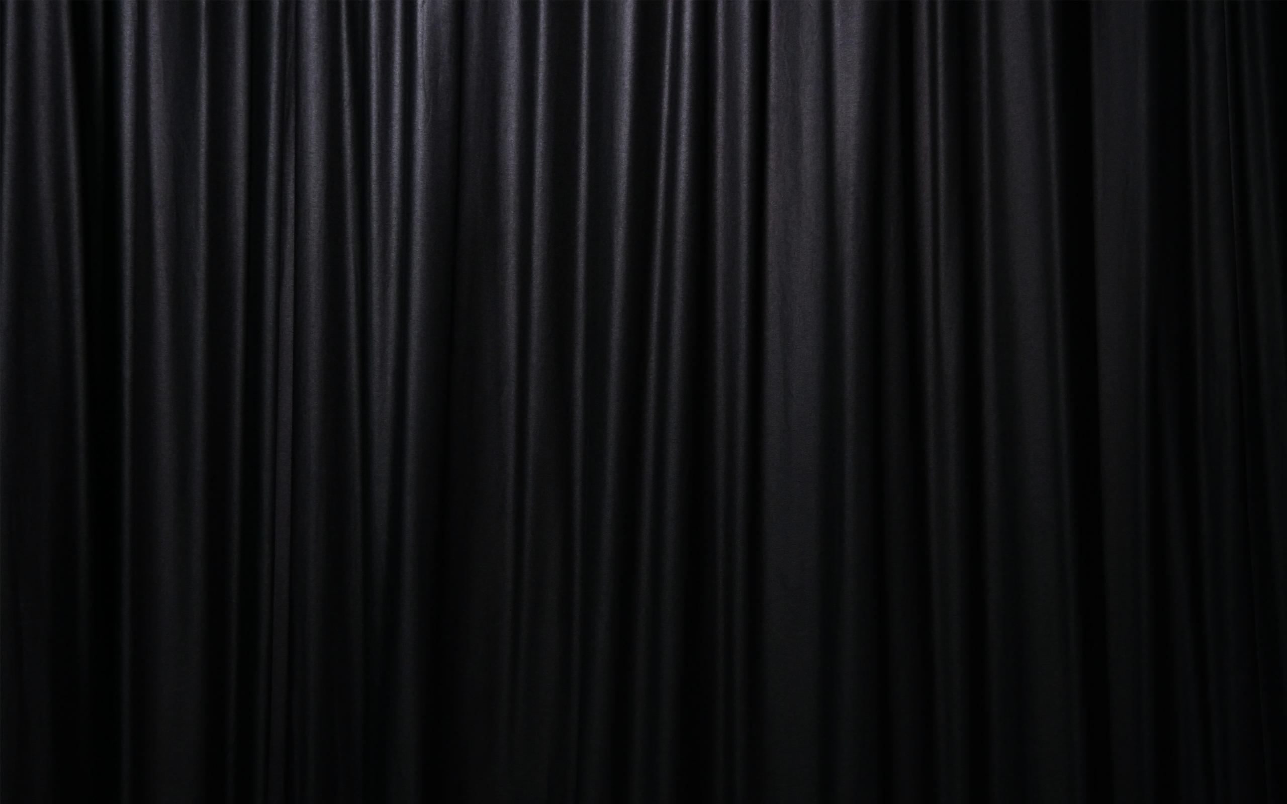 Black Curtain Wallpaper Wallpapersafari