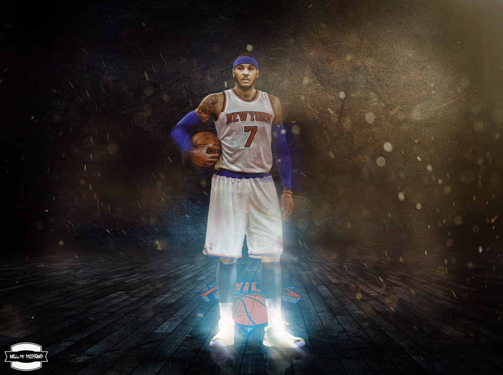 Carmelo Anthony Wallpaper 1024x763