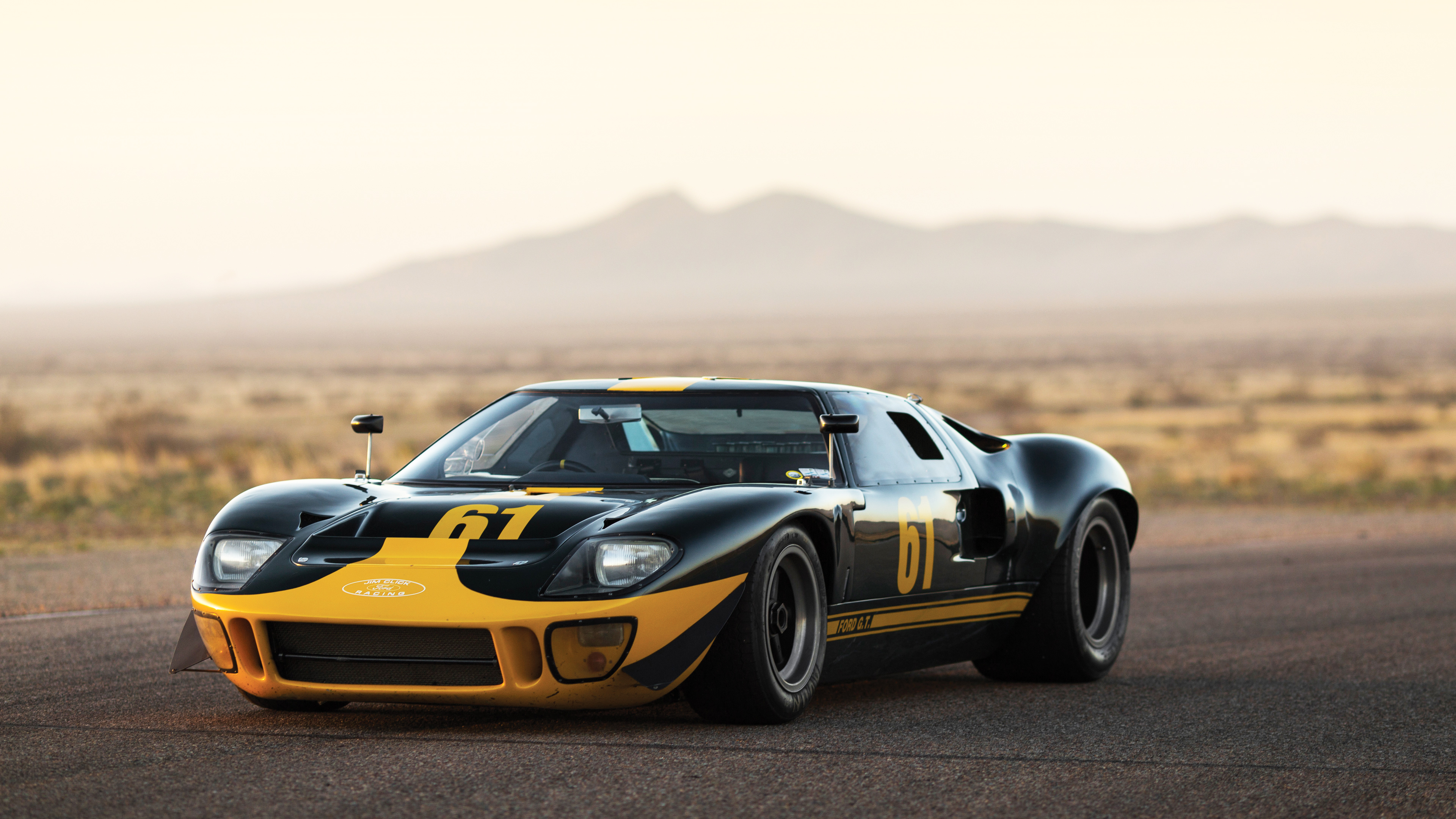 1966 Ford GT40 4K Wallpaper HD Car Wallpapers 3840x2160