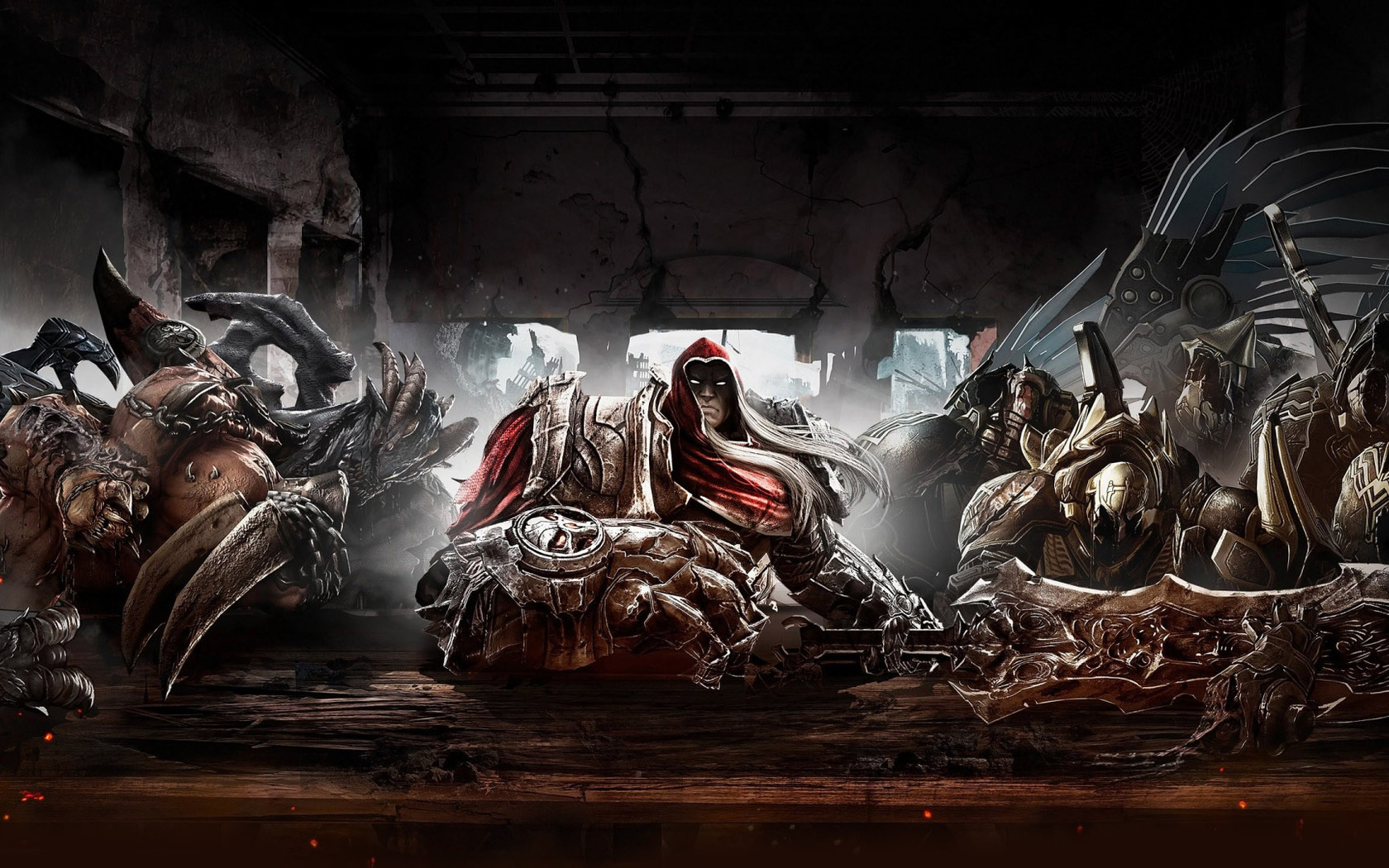Darksiders wallpaper 11134 1680x1050