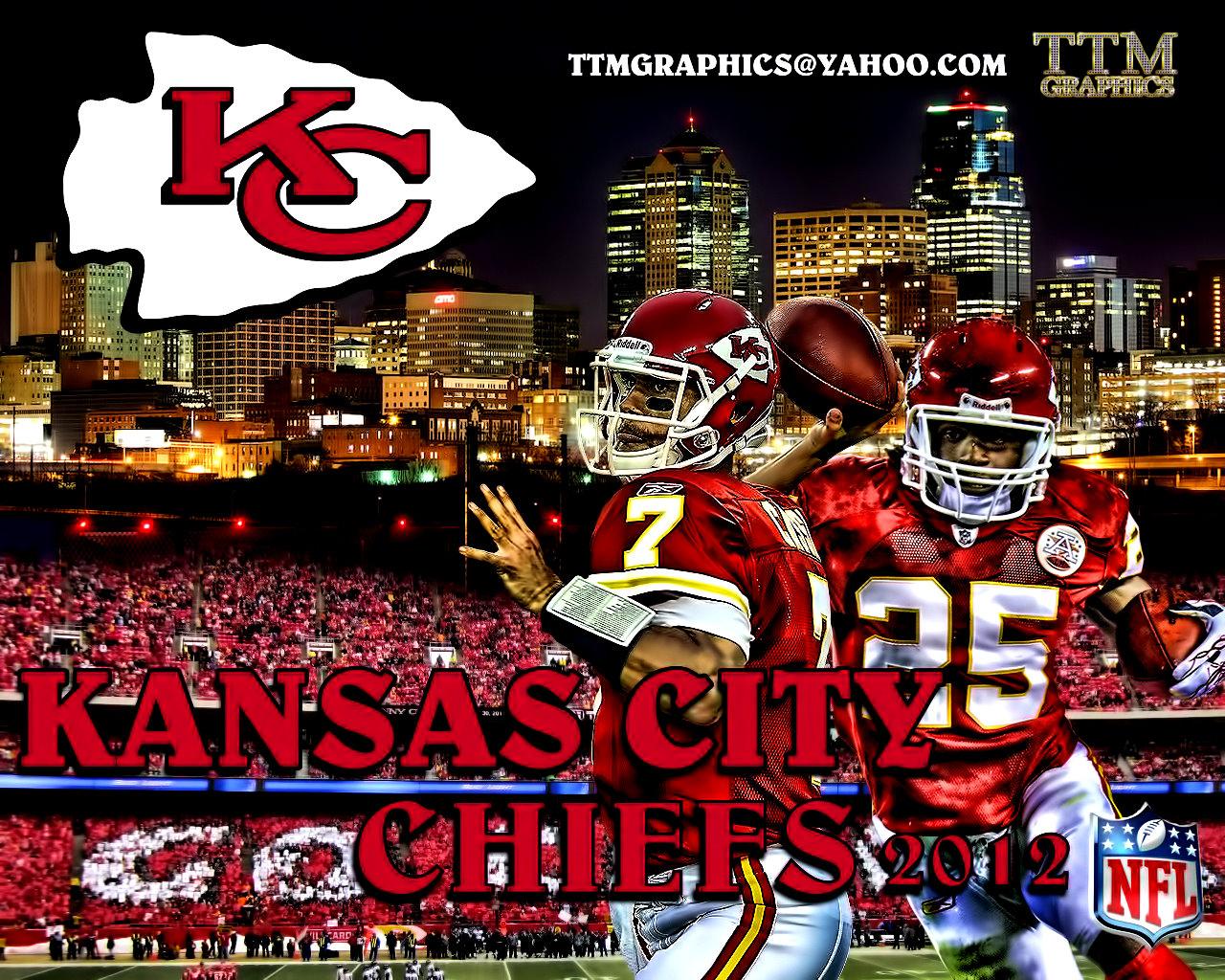 Kansas City Chiefs wallpaper HD desktop wallpaper Kansas City Chiefs 1280x1024