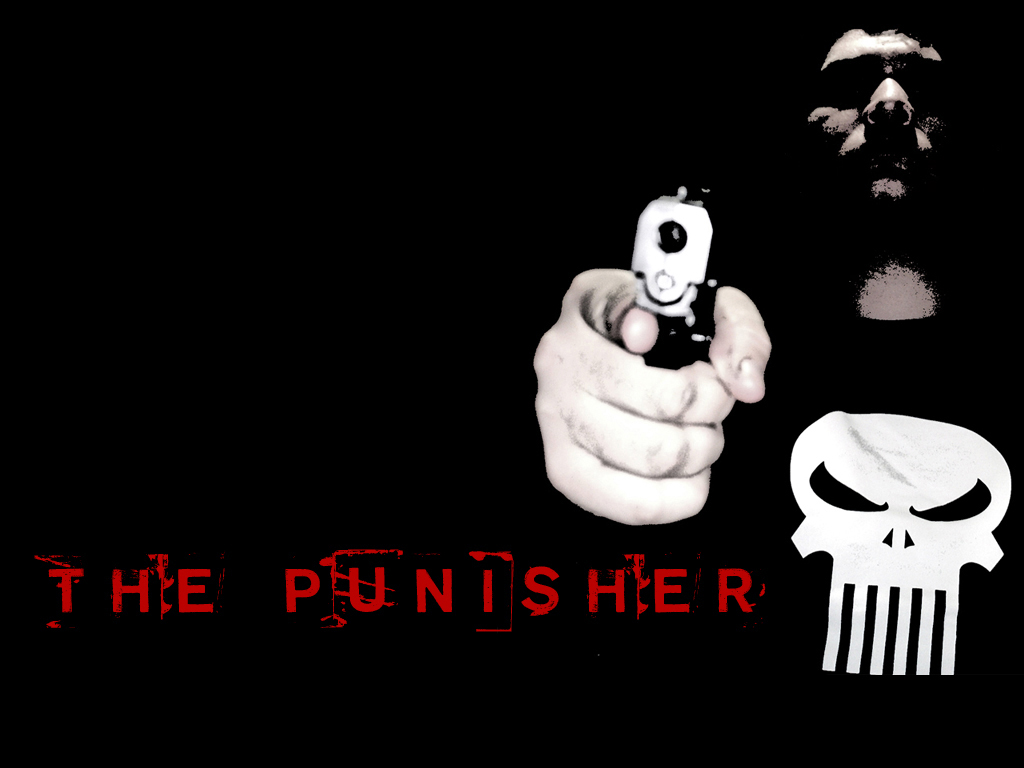 The punisher wallpaper by dmaa88 on deviantART 1024x768