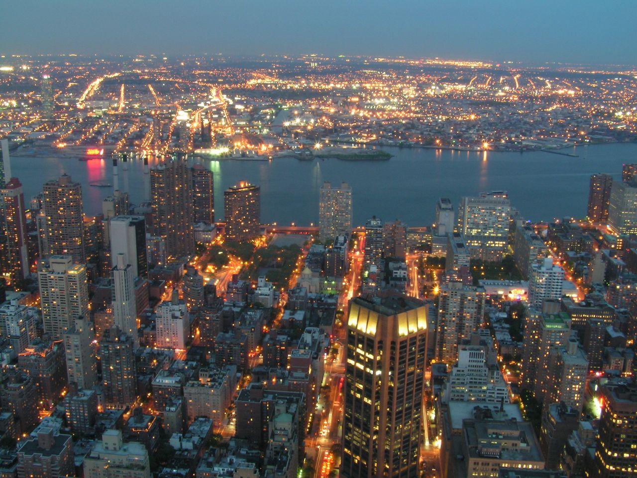places New York cityscape wallpaperjpg 1280x960