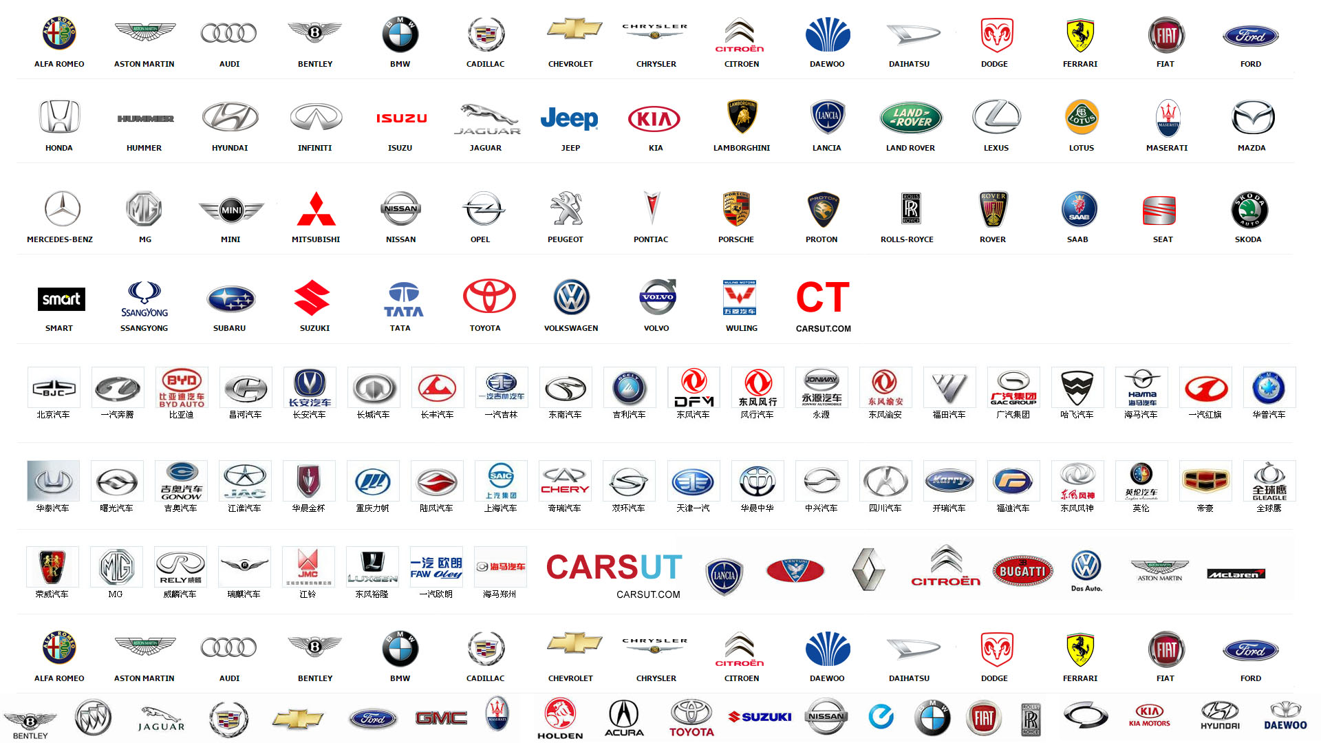 Free Download Car Company Logos Carsut Understand Cars And Drive