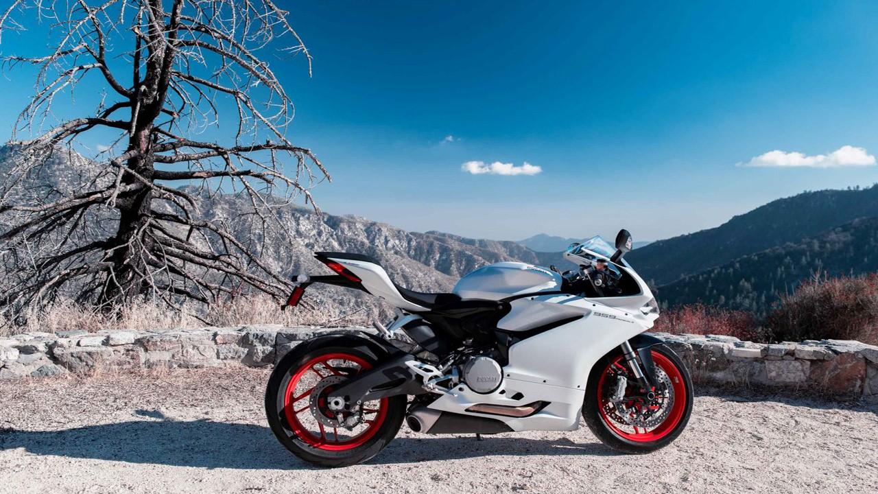 Ducati 959 Panigale Sport Bike Wallpaper HD Wallpapers 1280x720