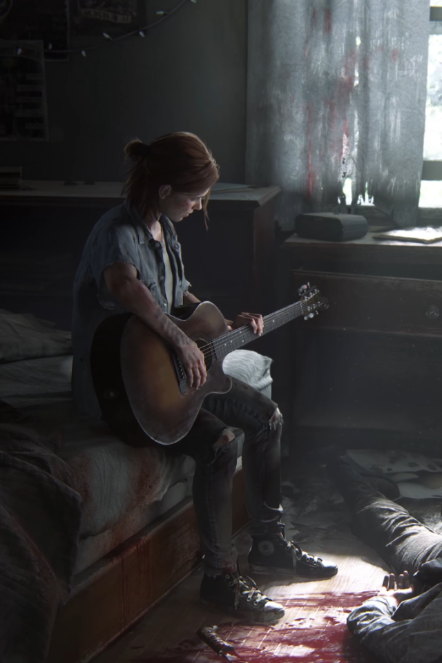 Video GameThe Last Of Us Part II 640x960 Wallpaper ID 657101 640x960