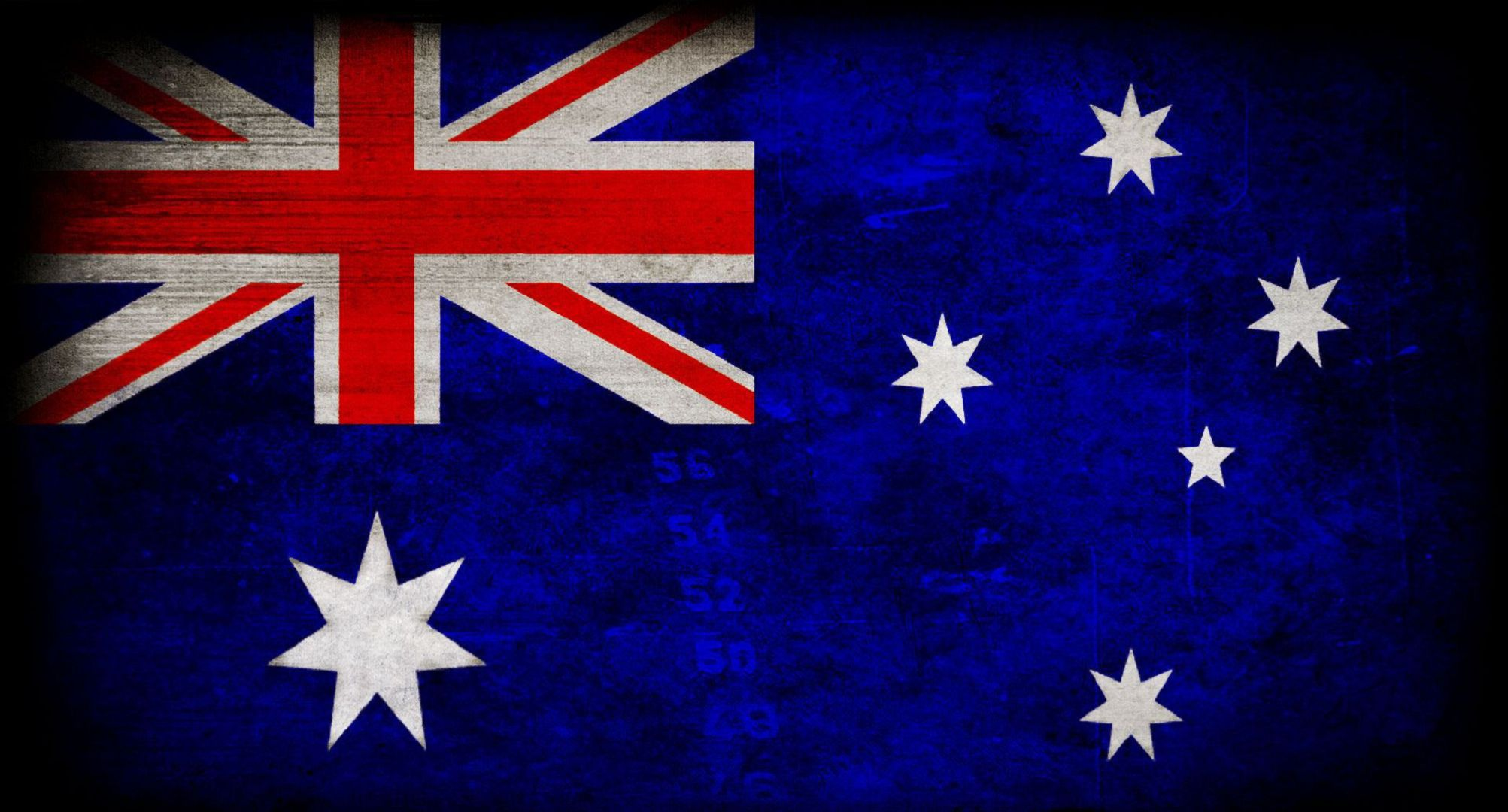 Australia Flag Wallpapers Backgrounds 2005x1080