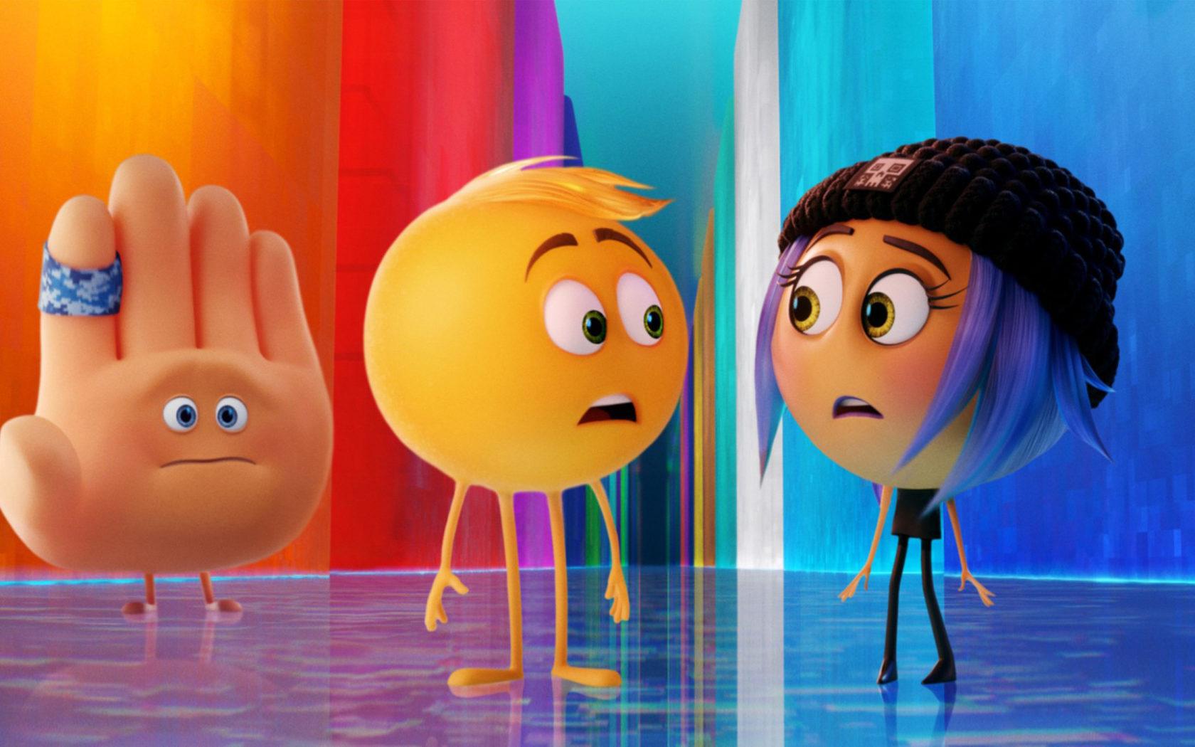 The Emoji Movie Jailbreak Gene Movie Wallpapers 1680x1050