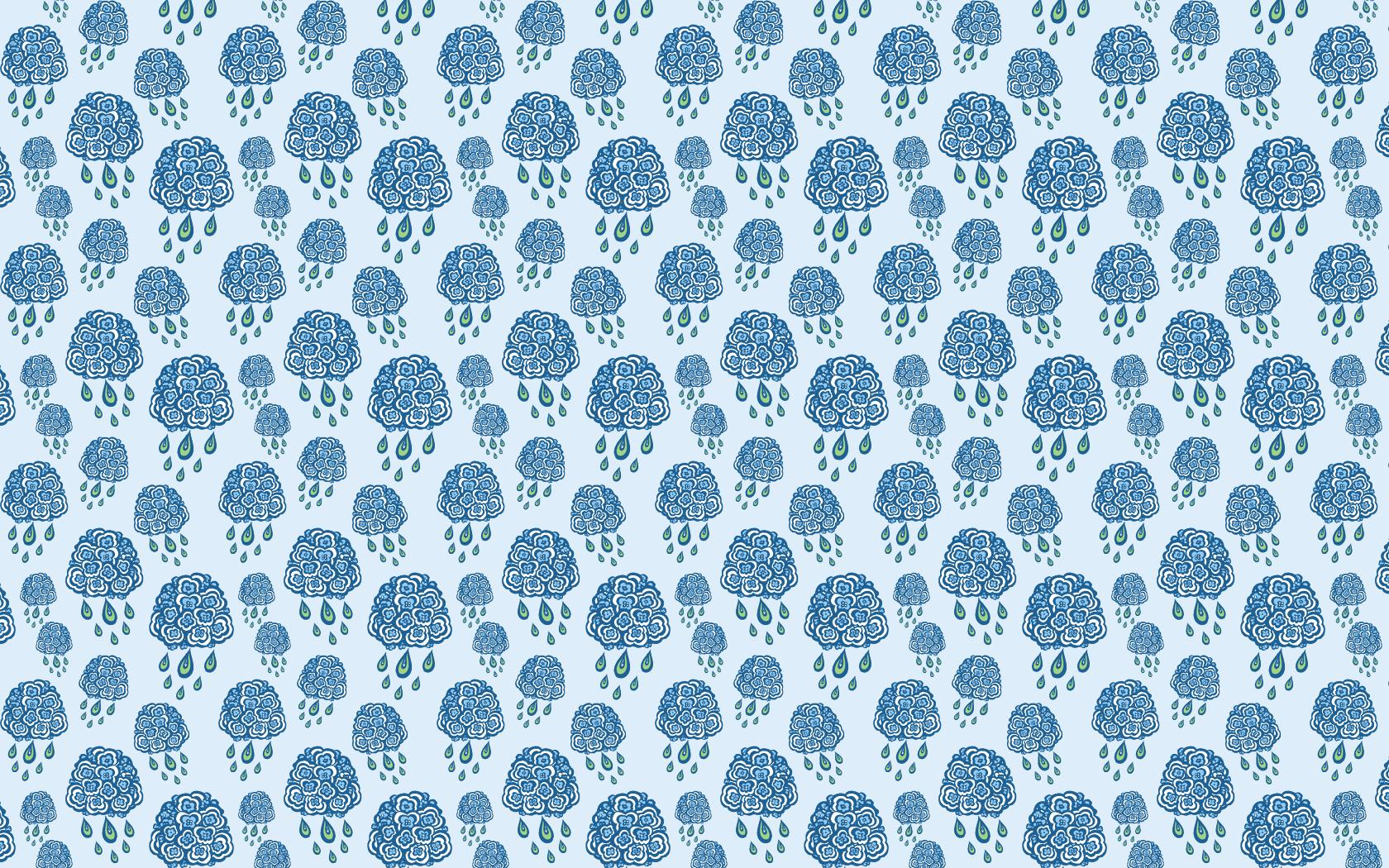Patterned wallpaper 1680x1050 3078 1680x1050