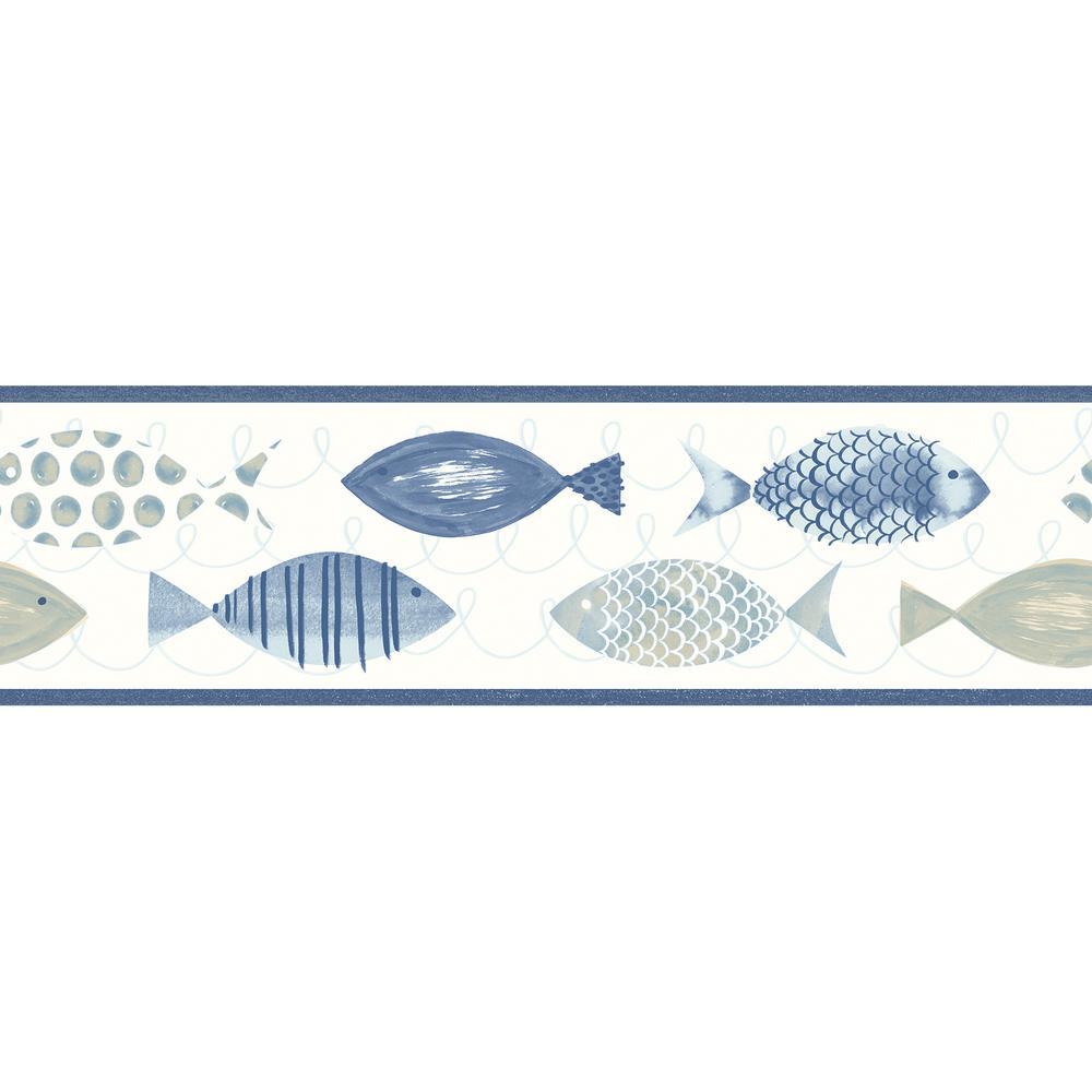 Fish Wallpaper Borders View Wallpapers 1000x1000