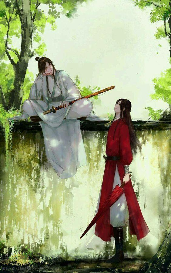 Mo Dao Zu Shi Fansart Wallpaper for Android   APK Download 564x901