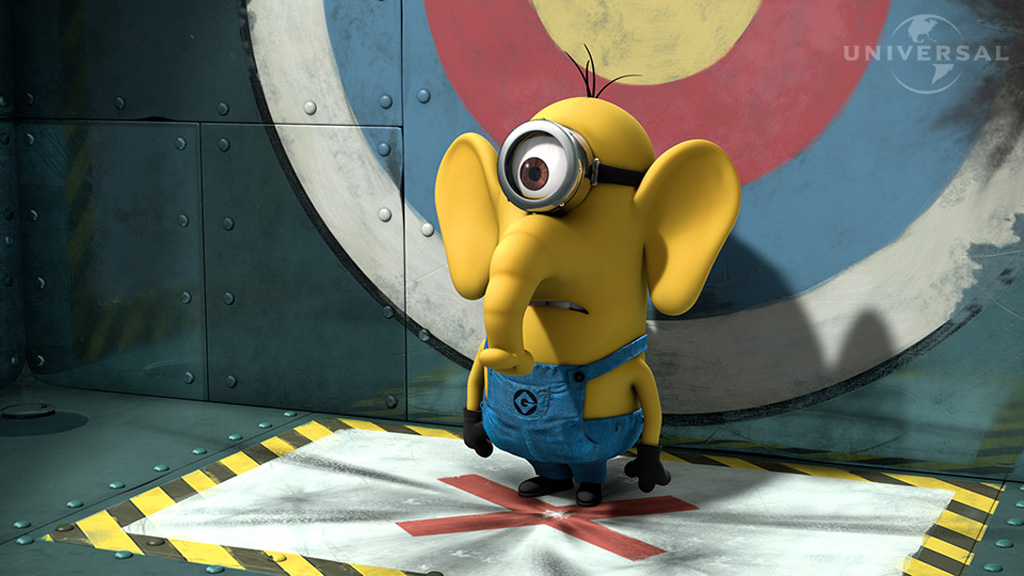 69 Despicable Me Minions Background On Wallpapersafari
