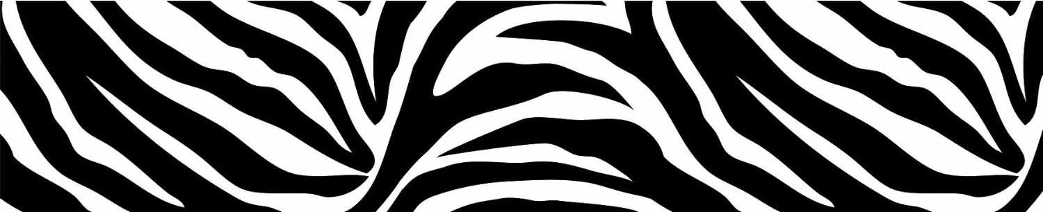 zebra print wallpaper border 2015   Grasscloth Wallpaper 1500x306
