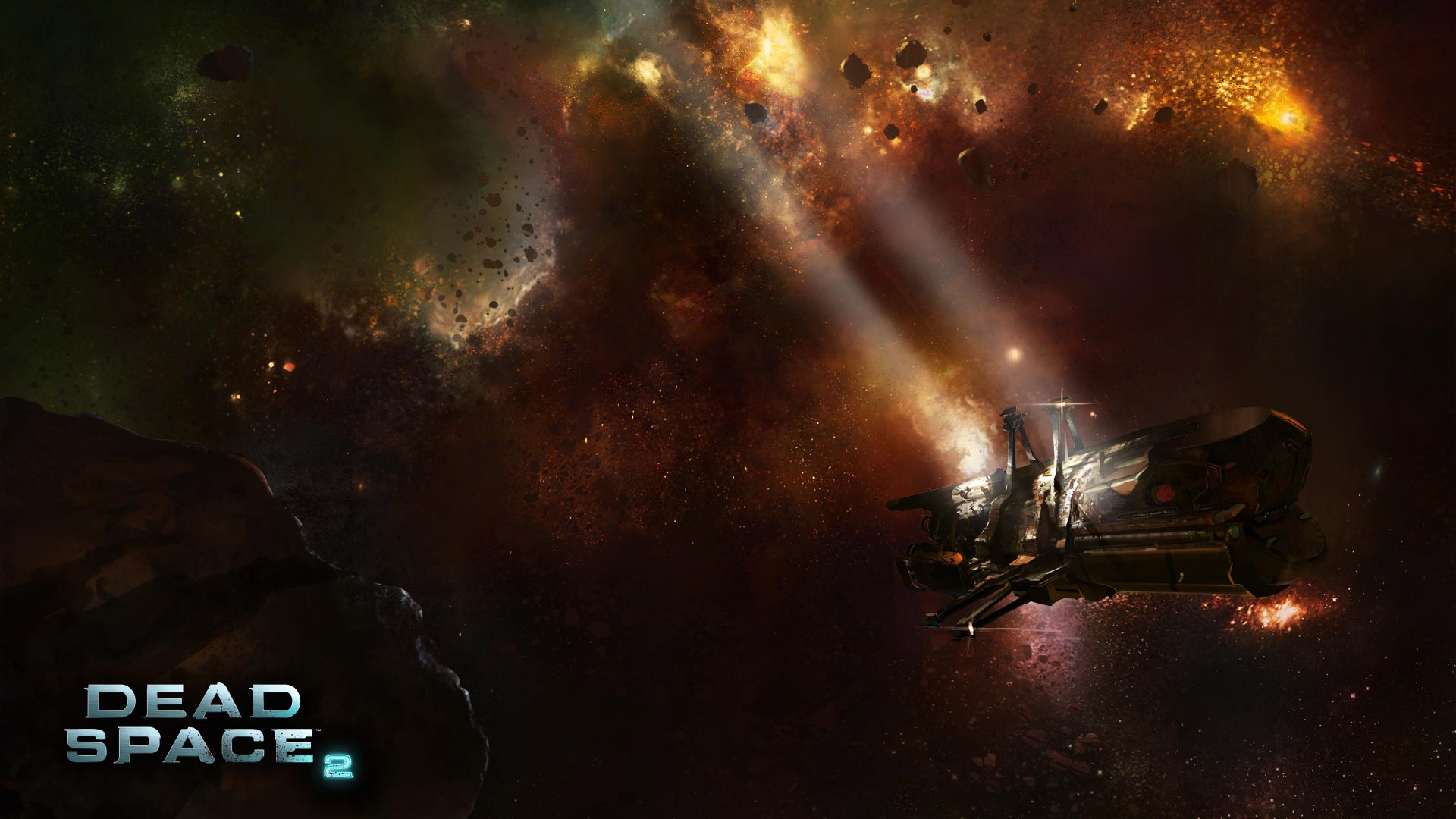 Dead Space 2 1080p Wallpaper Dead Space 2 720p Wallpaper